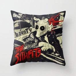 Sithfits - Bounty Throw Pillow