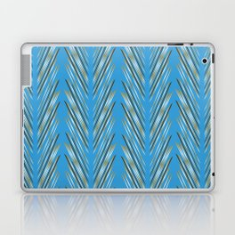 Aqua Wheat Grass Laptop & iPad Skin