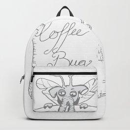 Coffee Bug Backpack