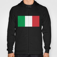 Flag of Italy, High Quality Authentic Hoody