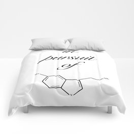 in pursuit of happiness Comforters