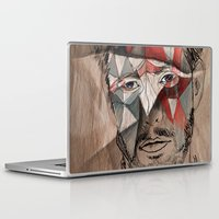 men Laptop & iPad Skins featuring Men by Mary Szulc