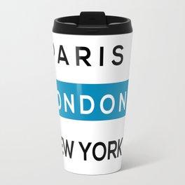 London Blue Travel Mug