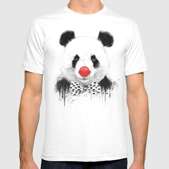 Clown panda T-shirt