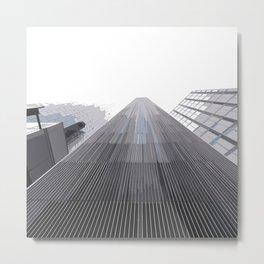 skyscraper FRA Metal Print