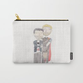 Thor and Bruce Carry-All Pouch