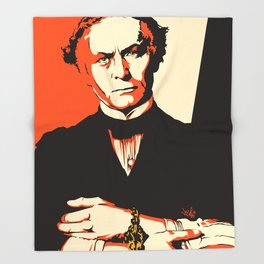 Houdini Throw Blanket