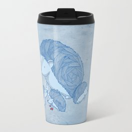 When he was young Travel Mug