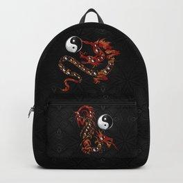Ying Yang Backpack