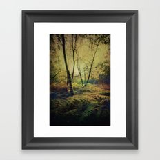 Florald Framed Art Print