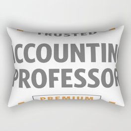 Accounting-Professor Rectangular Pillow