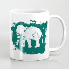 Elephant2 Coffee Mug