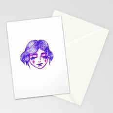 Fool of Diamonds Stationery Cards