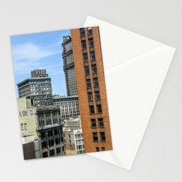 Work in Progress Stationery Cards