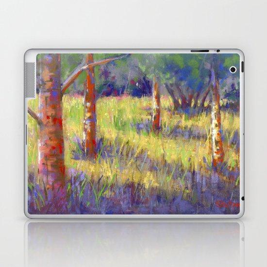 Light Through The Trees Laptop & iPad Skin