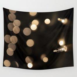 Lights Lights Lights Wall Tapestry