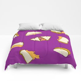 Grilled Cheese Comforters