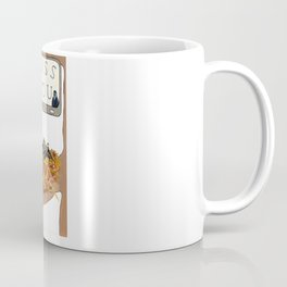 I Miss You! Coffee Mug