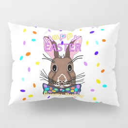 Happy Easter Every Bunny Pillow Sham
