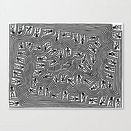 untitled 039 Canvas Print