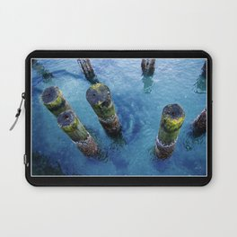 lichen pilings Laptop Sleeve