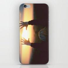 oh, praise HIM iPhone & iPod Skin