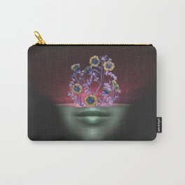 Open Your Mind Carry-All Pouch