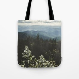 Smoky Mountains - Nature Photography Tote Bag