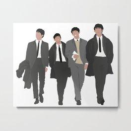 Beatle s #2 Metal Print
