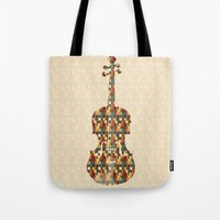 charlie Tote Bags featuring Charlie by Halamo