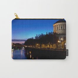 Four Courts Dublin Carry-All Pouch