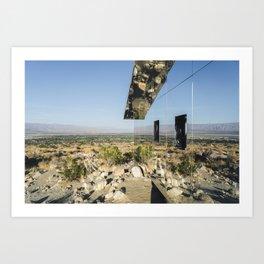 Desert X: Mirage III Art Print