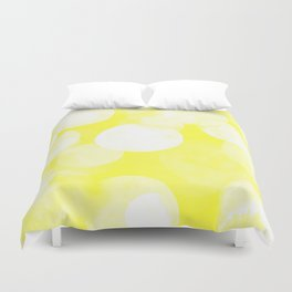 Confetti paint THREE Duvet Cover