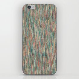 Verticals 4 iPhone Skin
