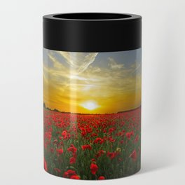 Beautiful Sunset Can Cooler