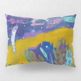 Meteor Shower over the Desert Pillow Sham