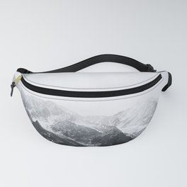 Morning in the Mountains - Nature Photography Fanny Pack