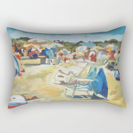 Beautiful Place by the Sea Rectangular Pillow