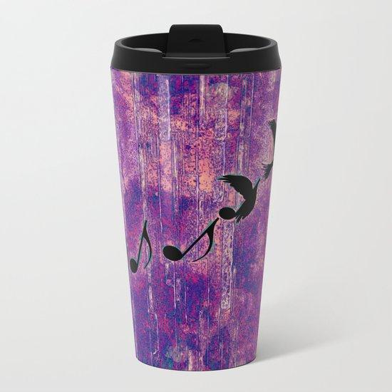 Let it be - 065 Metal Travel Mug