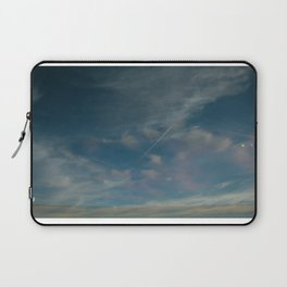 Cloudy Contrail Laptop Sleeve