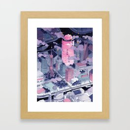 Best Bao Framed Art Print