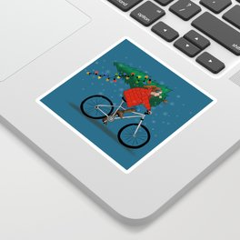 Bike Life: Christmas Sticker