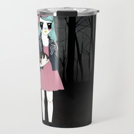 Corpse Paint Travel Mug
