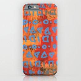 Magic Carpet #2 iPhone Case