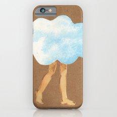 Cloud Girl Slim Case iPhone 6s