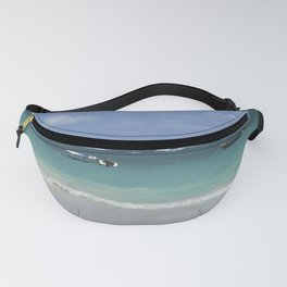 Carribean sea 12 Fanny Pack