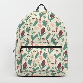 Girls love vegetables Backpack