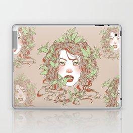 Peppermint Girl Laptop & iPad Skin