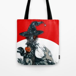 voodoo witch Tote Bag