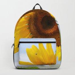 une seule fleur Backpack